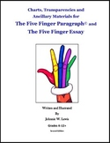 Supplementary Kit for The Five Finger Paragraph© and The F