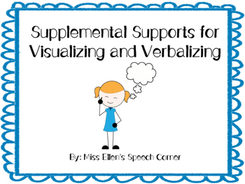 Supplemental Supports for Visualizing and Verbalizing