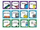 Supply Labels- Colorful and visual
