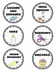 Supply Labels - Pastel Polka Dot (White Included)