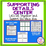 Supporting Details Activity