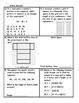 Surface Area of Rectangular Prisms Word Problem Practice P