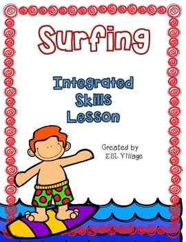 Surfing {Theme Based Activities}