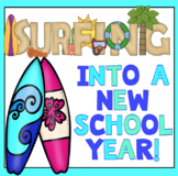 Back to School (Surfing Into a New School Year)