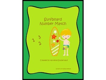 Surfing Number Match