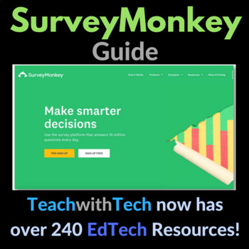SurveyMonkey Lesson Electronic Surveys