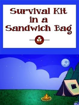 Survival Kit in A Sandwich Bag