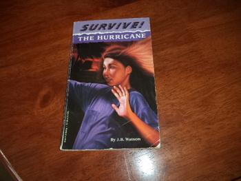Survive the Hurricane  ISBN 0-448-40434-6