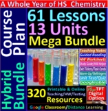 Surviving Chemistry Guided Study Book High School Chem wit