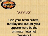 Survivor: Internet Edition