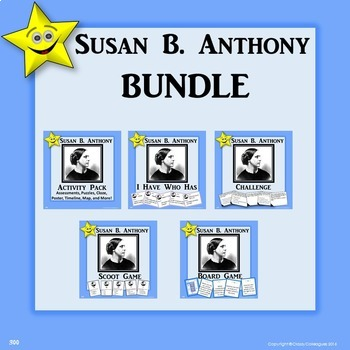 Susan B. Anthony Bundle