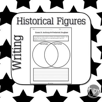 Susan B. Anthony & Frederick Douglass