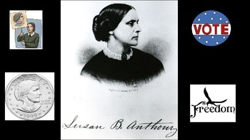 Susan B. Anthony PowerPoint