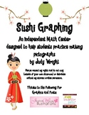 Sushi Graphing: Making a Pictograph