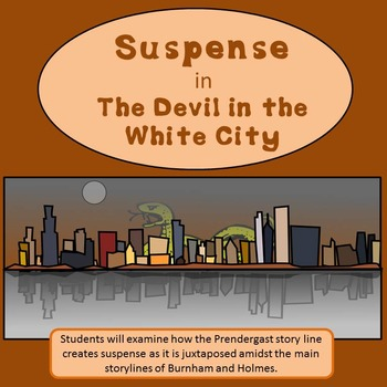 Suspense in The Devil in the White City