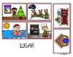 Sustantivos de Navidad: 6 centros de aprendizaje ¡En español!