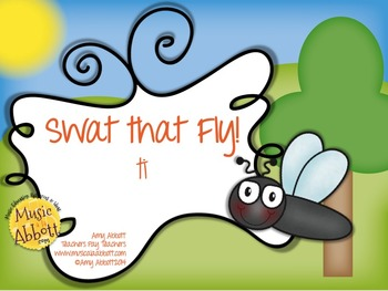 Swat that Fly! A Melody Game for ti