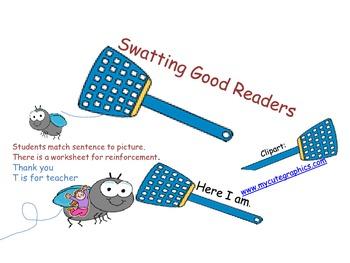Swatting Good Readers