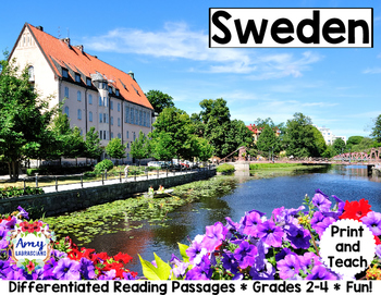 Sweden Reading Passages