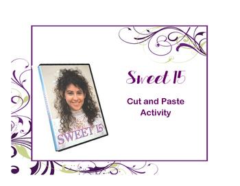 Sweet 15 Cut N Paste