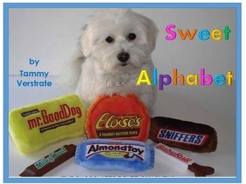 Sweet Alphabet (Environmental Print  Book)