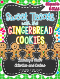 Sweet ELA & Math Treats with the Gingerbread Cookies {Alig
