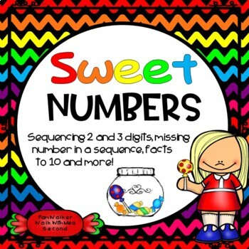 Sweet Numbers Place Value