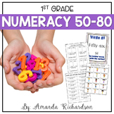 Comparing Numbers: Numeracy 50-80