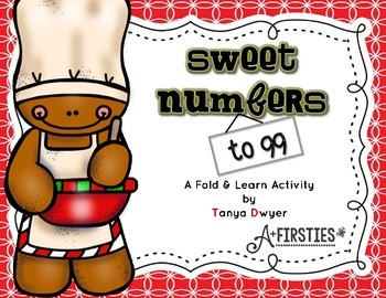 Sweet Numbers to 99 {Fold & Learn}