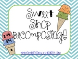 Sweet Shop Decomposing to 20