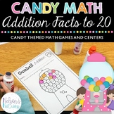 Sweet Shop Math and Literacy Packet {games, activities, co