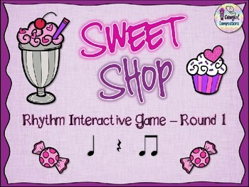 Sweet Shop - Round 1 (Ta/Rest and Ti-Ti)