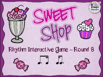 Sweet Shop - Round 8 (Tim-Ka and Ka-Tim)