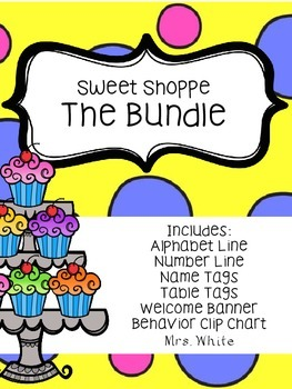 Sweet Shoppe The Bundle!