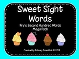 Sweet Sight Words {Fry's Second Hundred Words}