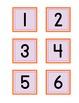 Sweet & Simple Calendar Numbers {Pumpkin Fun}