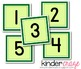 Sweet & Simple Calendar Numbers {Shamrock}