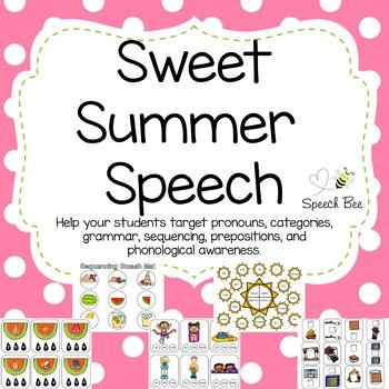 Sweet Summer Speech