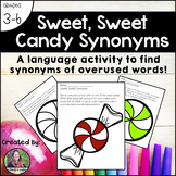Sweet, Sweet Candy Synonyms-A Language Activity