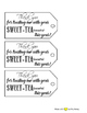 Sweet Tea Labels (Get Ready for a Sweet Year)