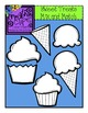 Sweet Treats Mix and Match {Creative Clips Digital Clipart}