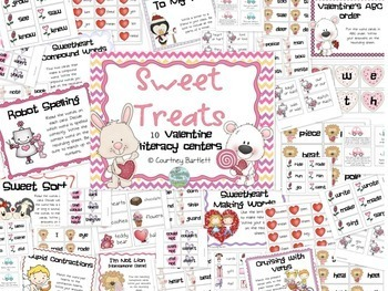 Sweet Treats center bundle