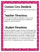 Sweetheart Sight Words! Pre-Primer List Pack