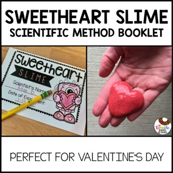 Sweetheart Slime - Valentine's Day Science