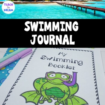 Swimming Journal Booklet