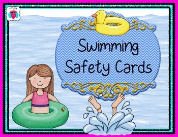 Swimming Safety Cards