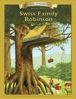 Swiss Family Robinson RL 1-2 ePub with Audio Narration