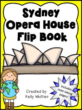 Sydney Opera House (Australia) Flip Book