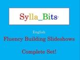 MAP NWEA Prep Reading SyllaBits Fluency Building Slideshow