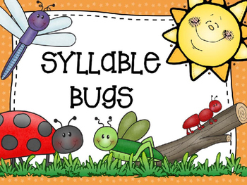 Syllable Bugs Sorting